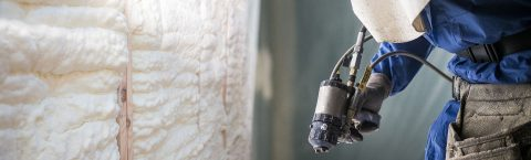 Mousse polyuréthane projetée au Maroc